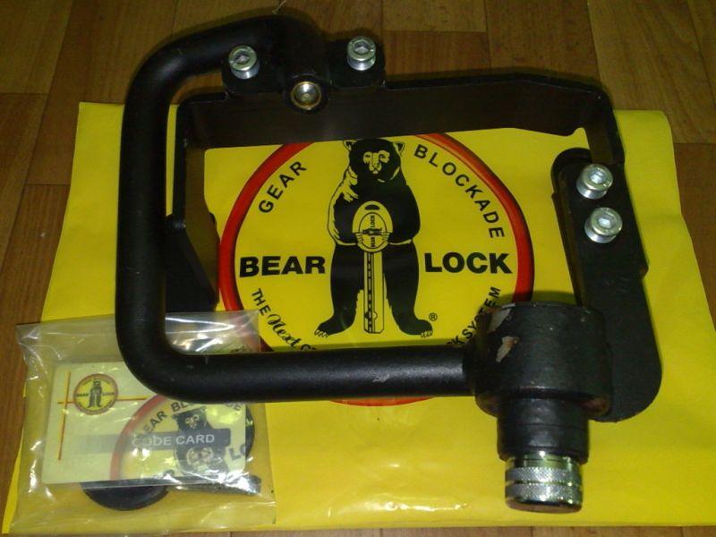 Инструкция + По Установке Bear Lock
